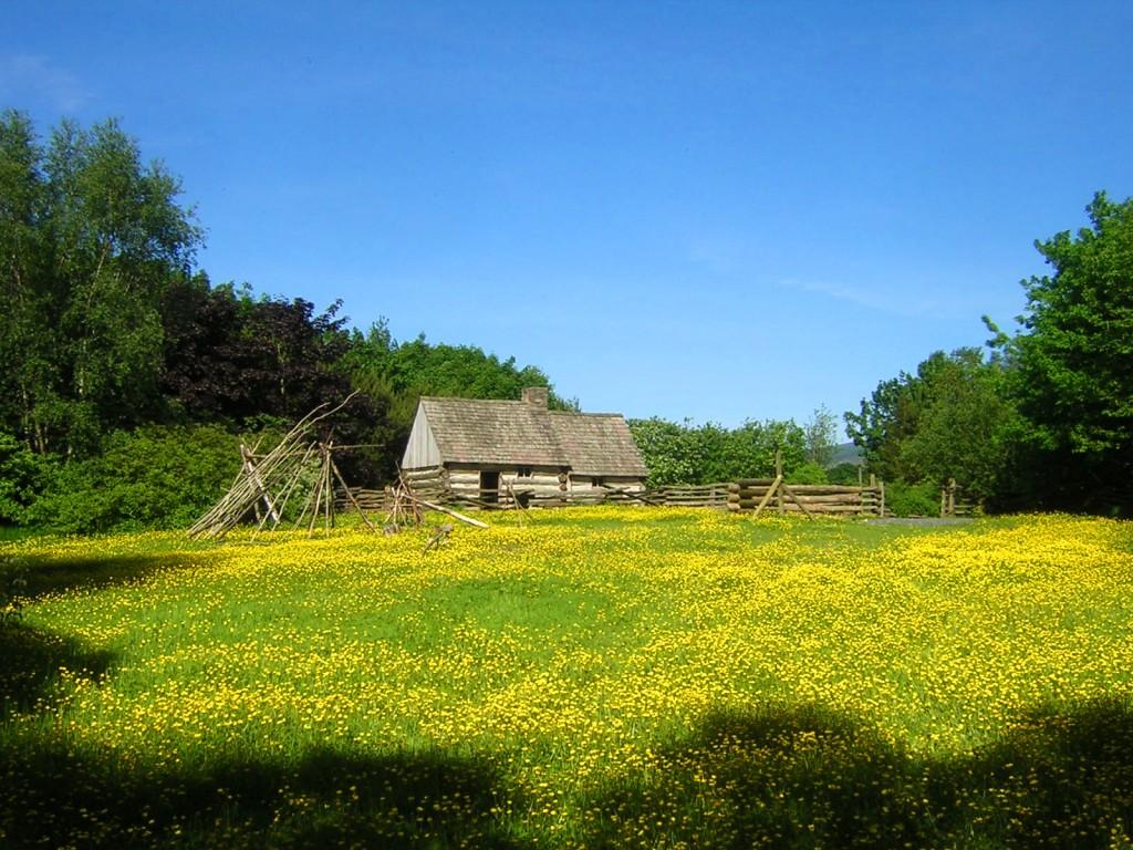 Ireland Landscape Desktop