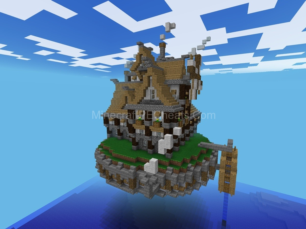 Minecraft Amazing House Design