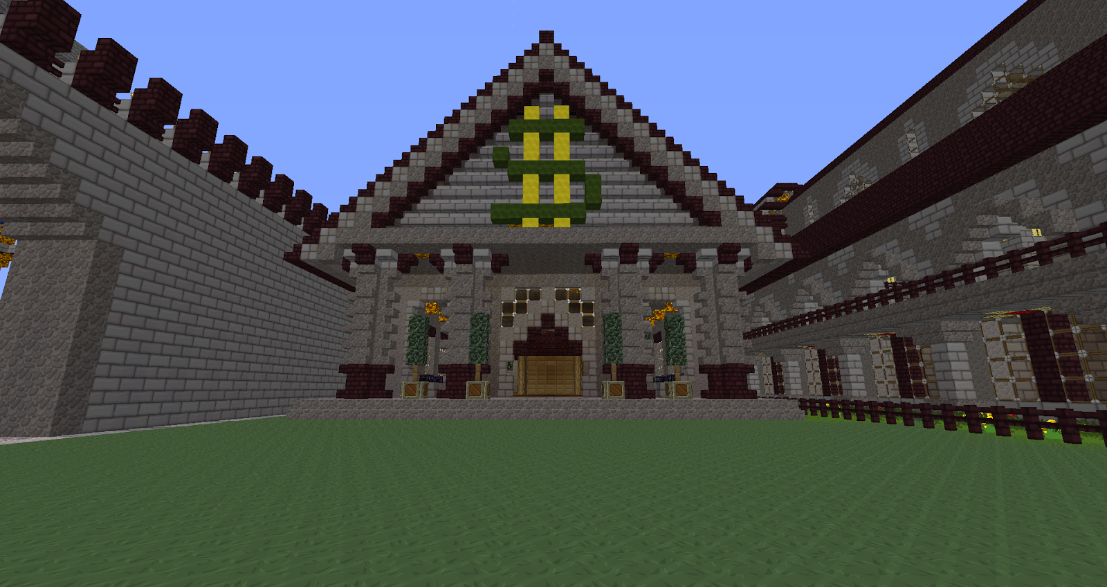 Minecraft Xbox 360 Building Ideas