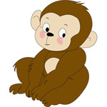 Monkey Cartoon Characters