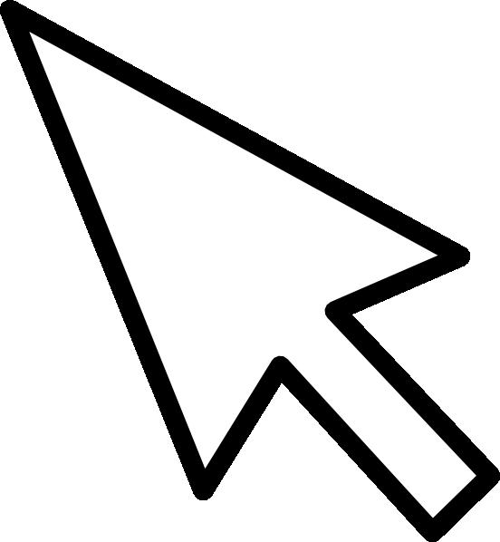Mouse Pointer Clip Art