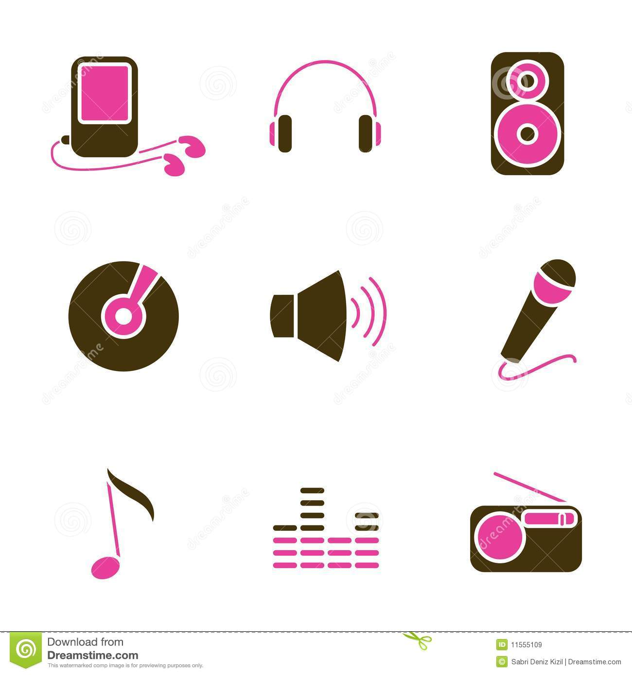 Music Icon Vector Free