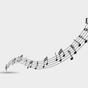Music Note Vector Free Download