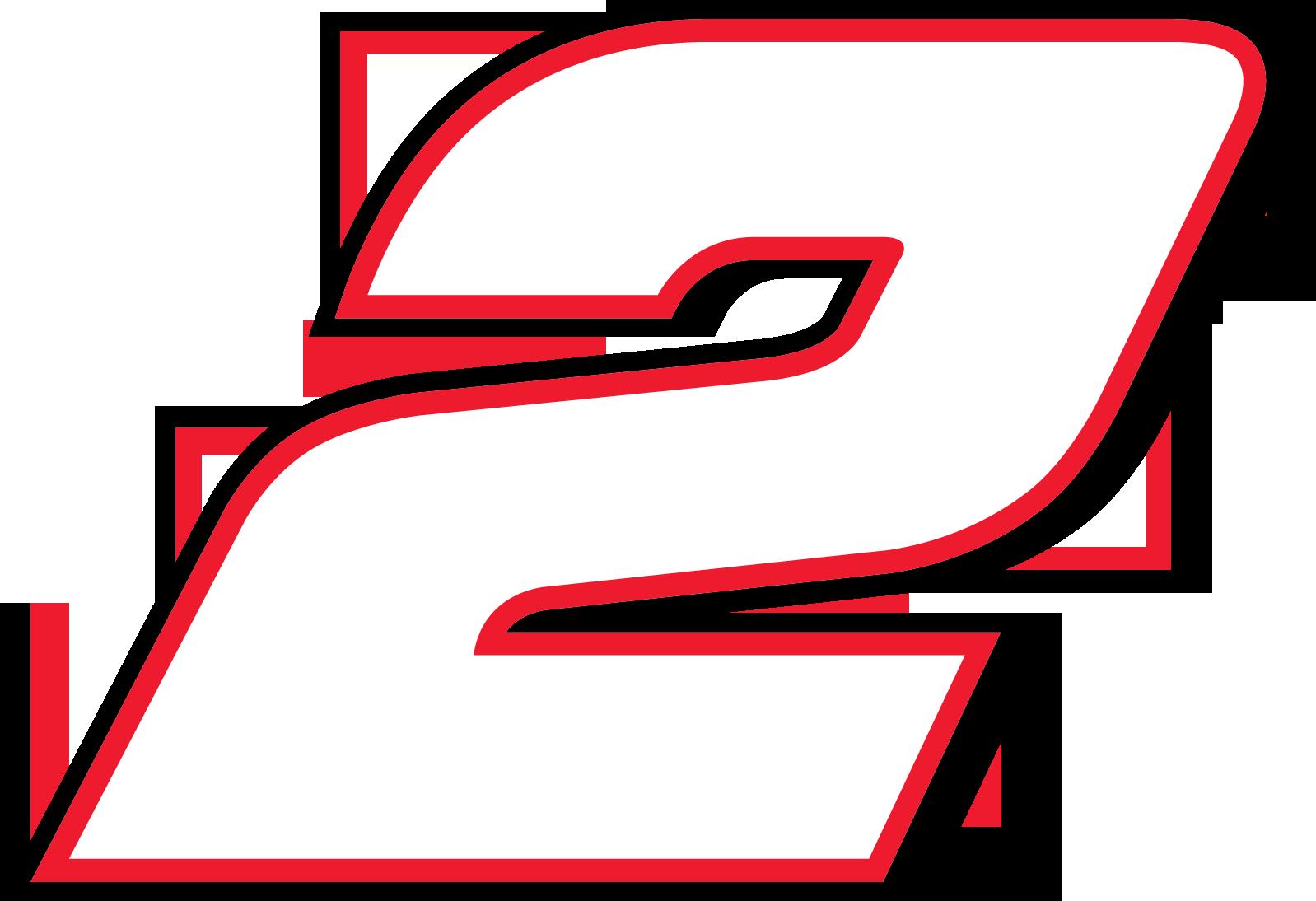 Nascar racing number fonts