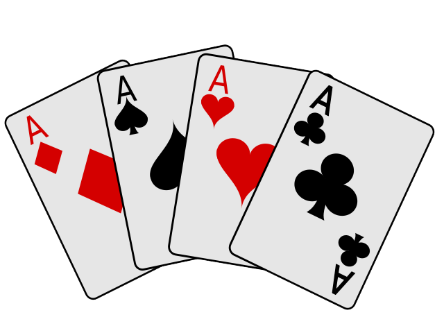 12 Deck Of Cards Graphics Images