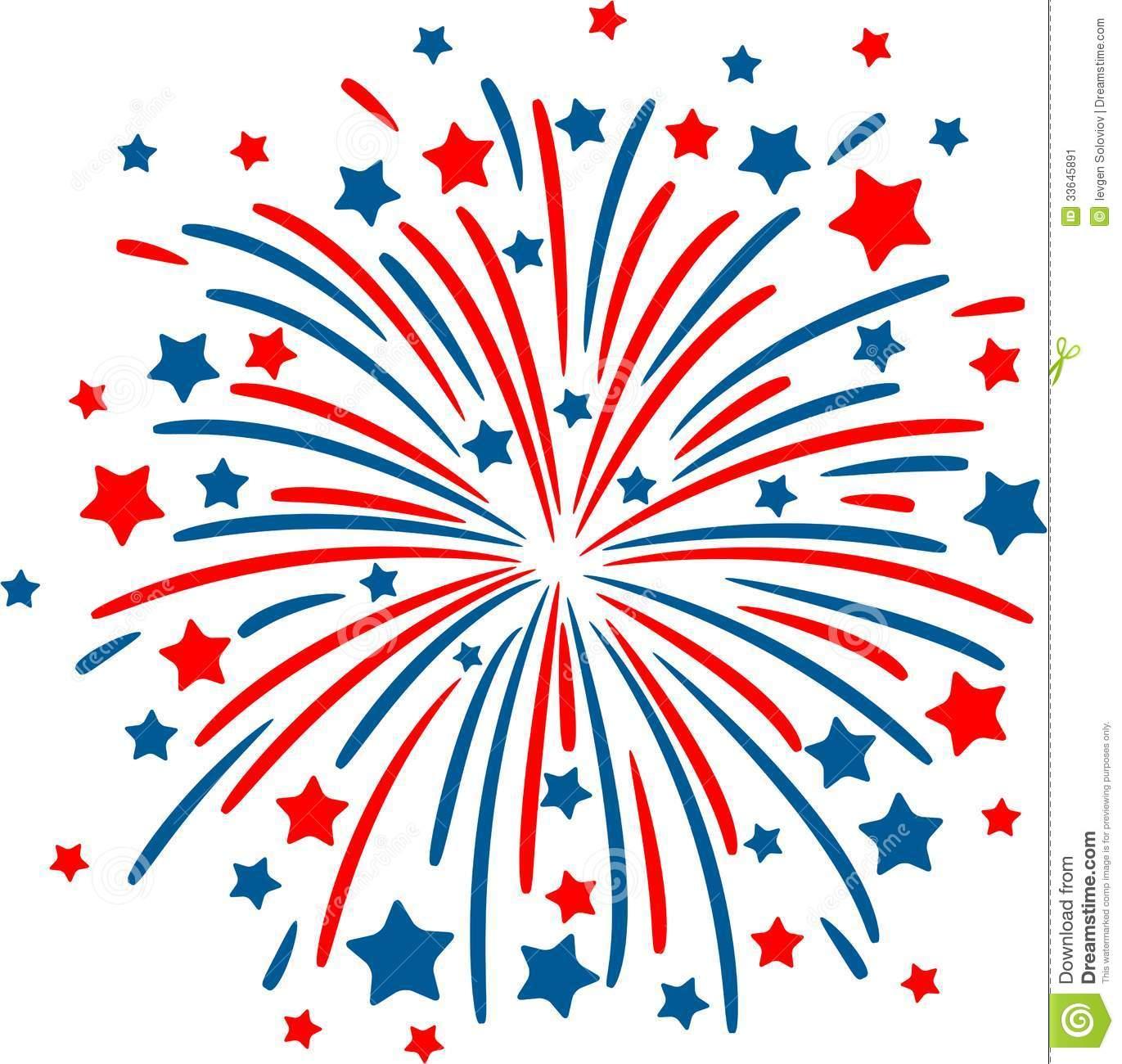 13 Clear Transparent Fireworks Vector Art Images