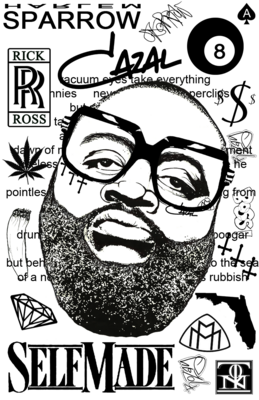 13 Ricky Ross PSD Images