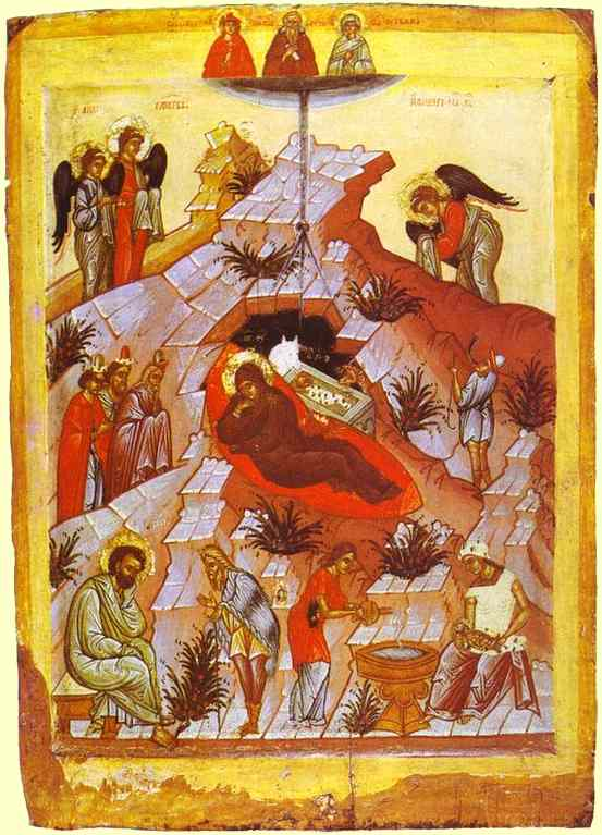 12 Nativity Merry Christmas Icons Images