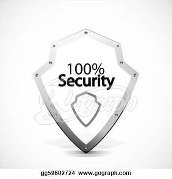 Security Icon Clip Art