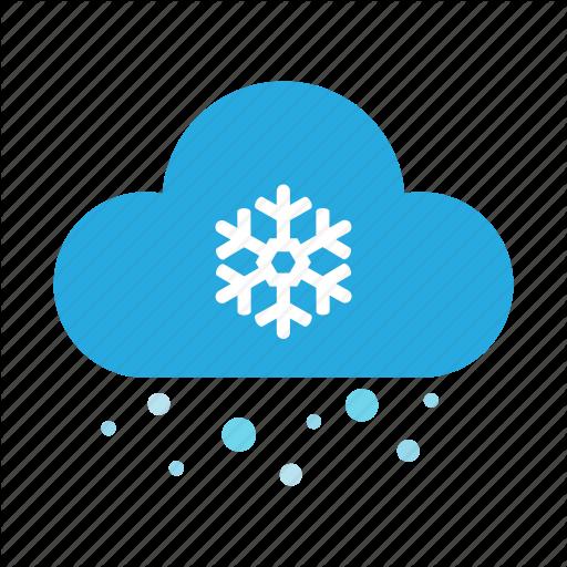 Snow Weather Forecast Icons