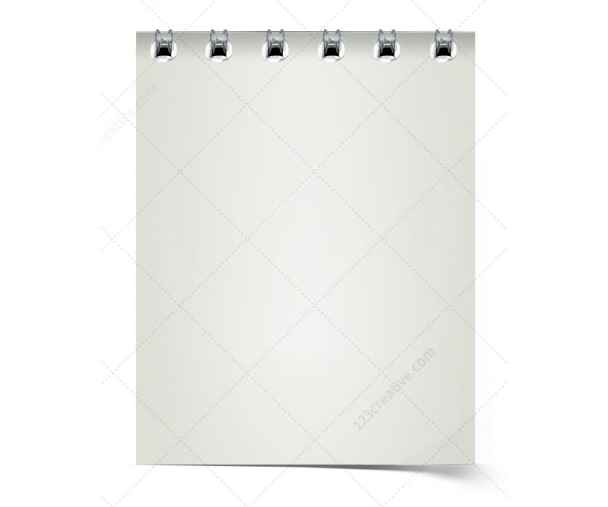 9 Notebook PSD Template Images