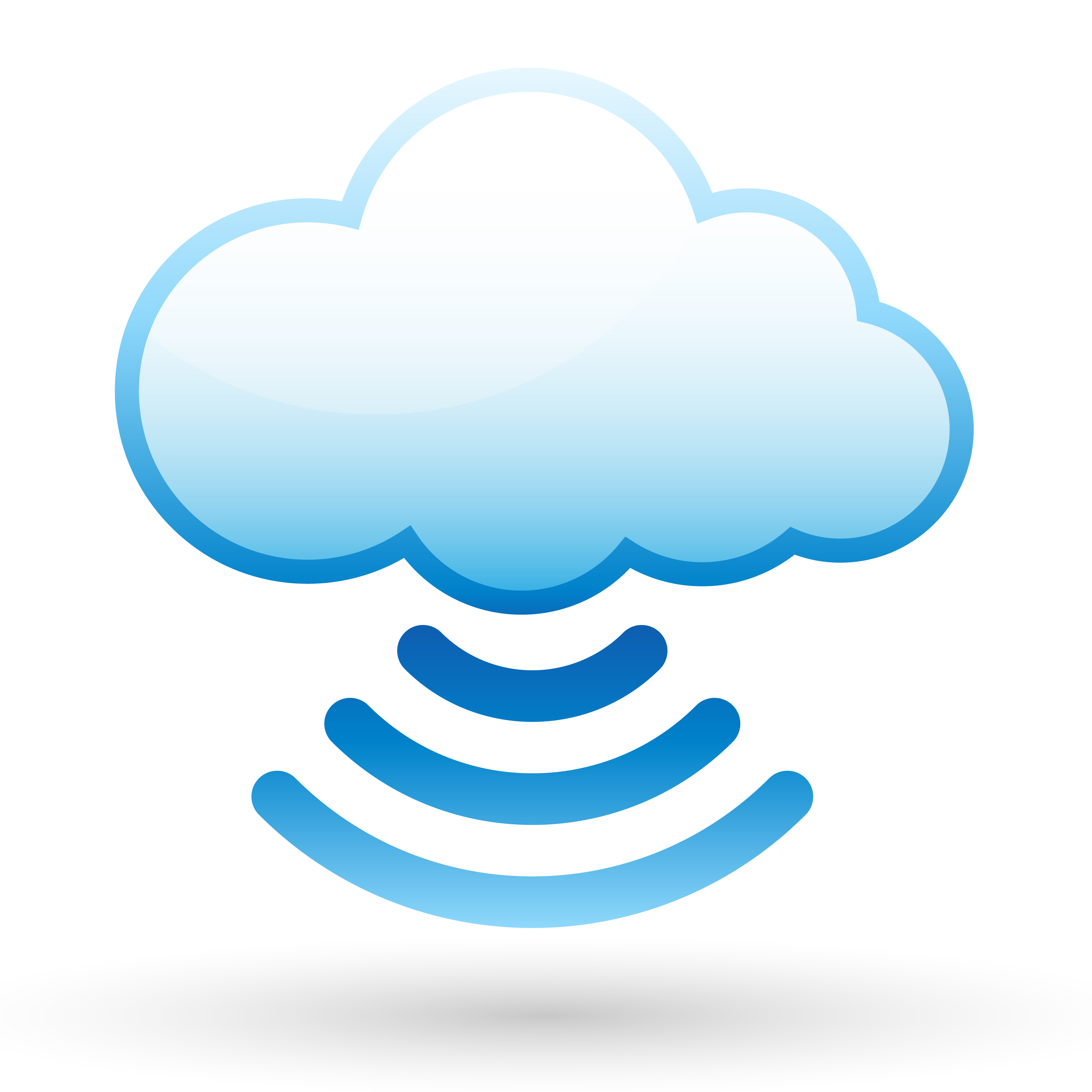 5 Cloud Computing Icon Images