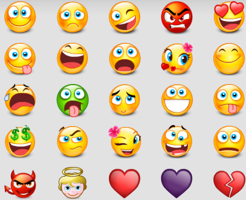16 Viber Icon Emotion Images