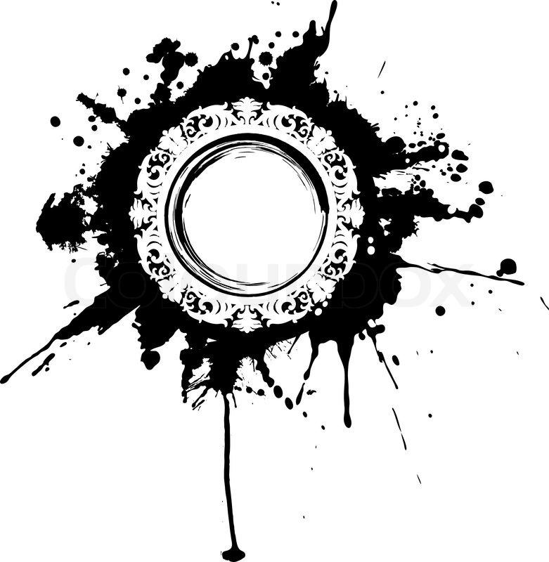 14 Circle Tribal Vector Images - Tribal Circle Tattoo ...