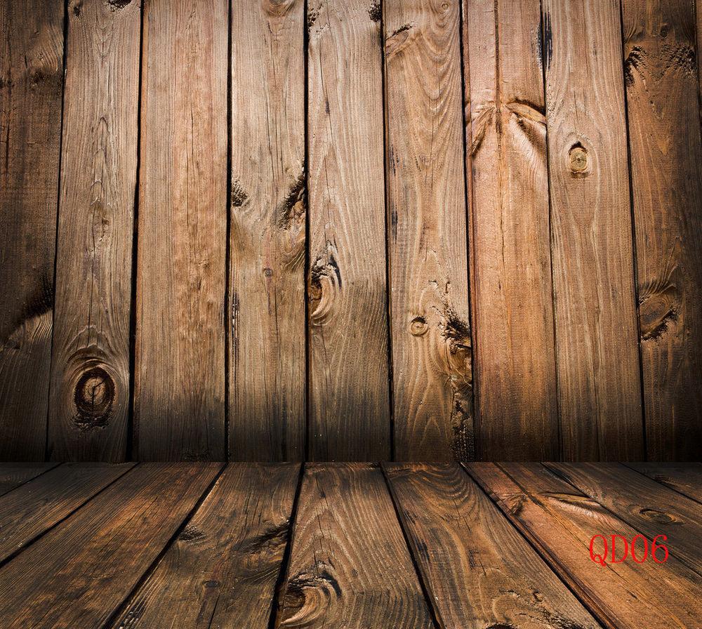 Vinyl Photography Backdrops Wood