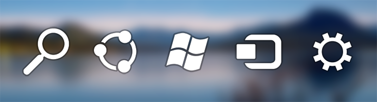 12 Stock Icons Windows 8 Images