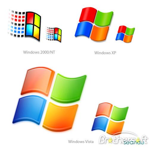 Windows XP Logo Icon