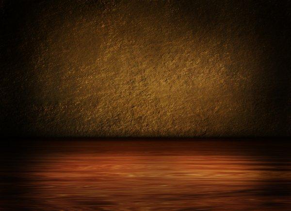 Wood Floor and Wall Backdrop
