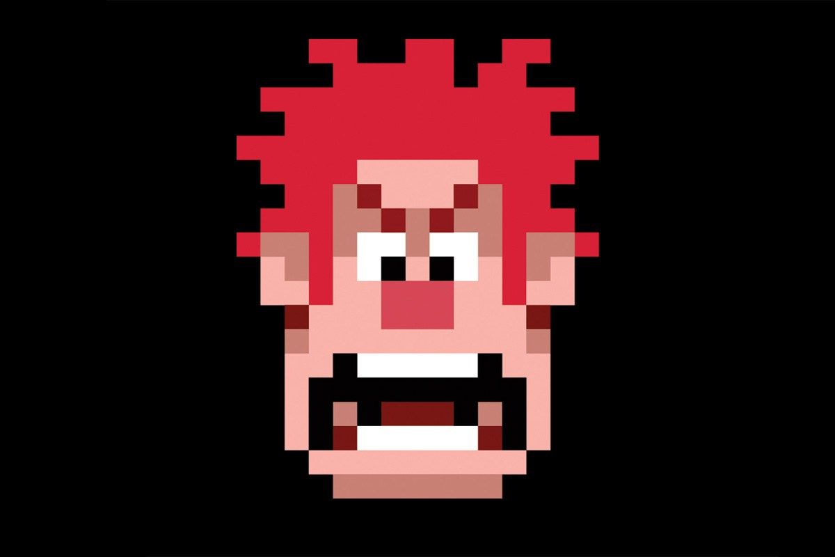 Wreck-It Ralph Icon