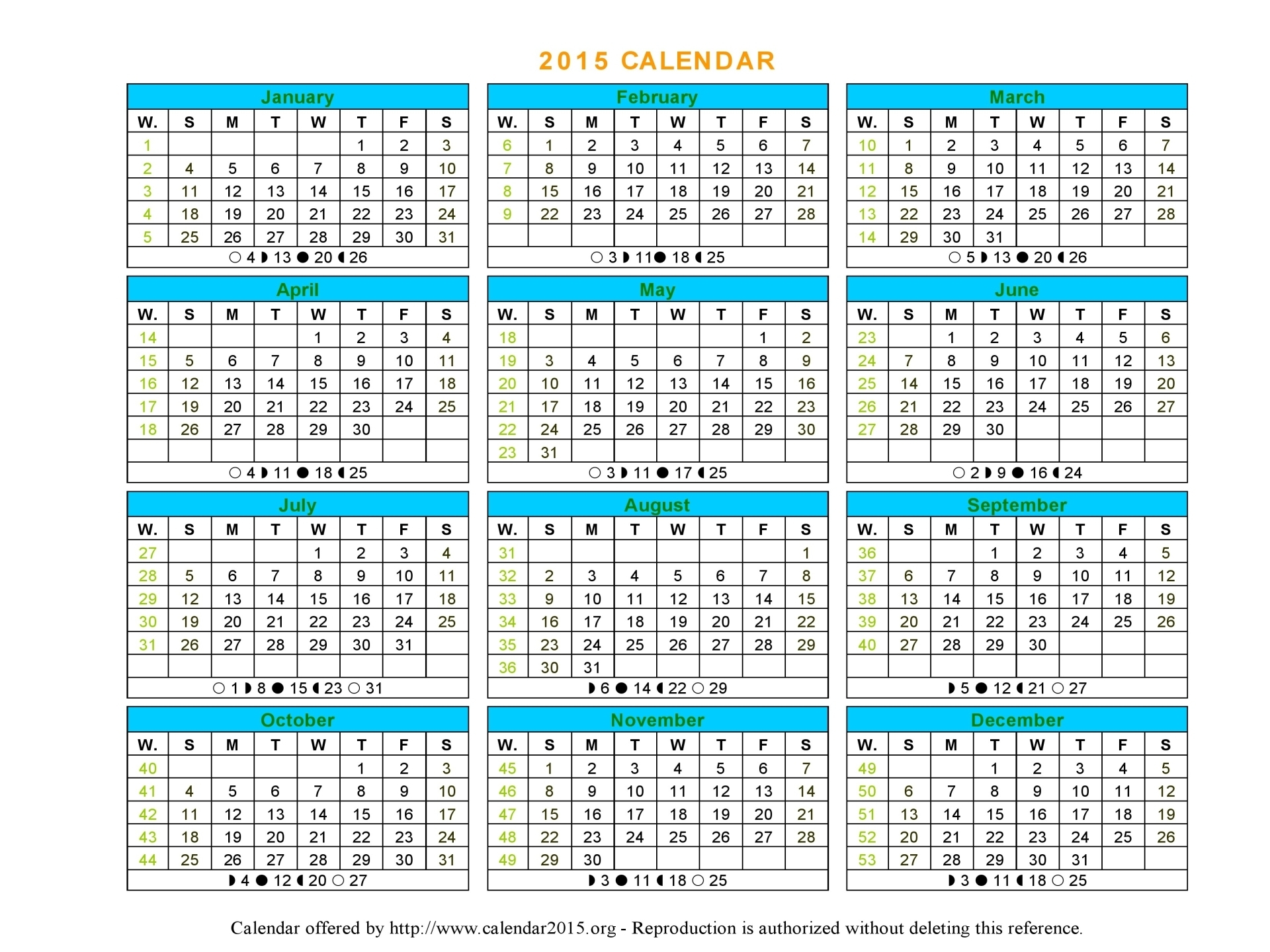 Calendar Design One Page : One page a week calendar excel autos post
