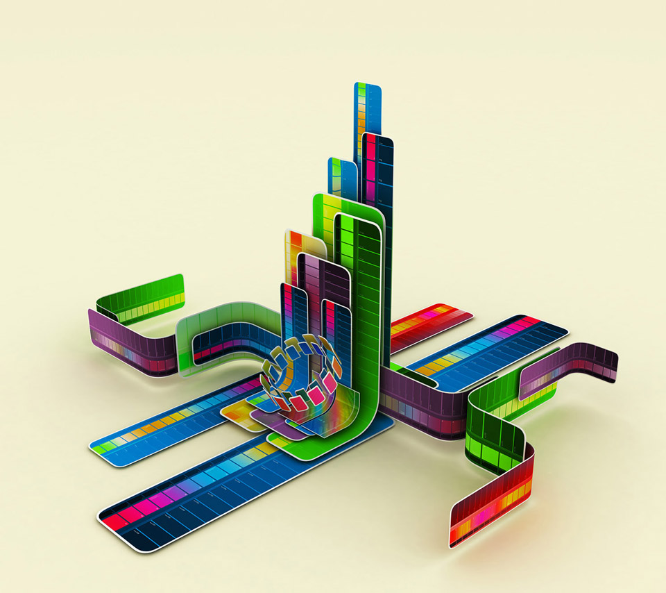 3D Geometric Designs