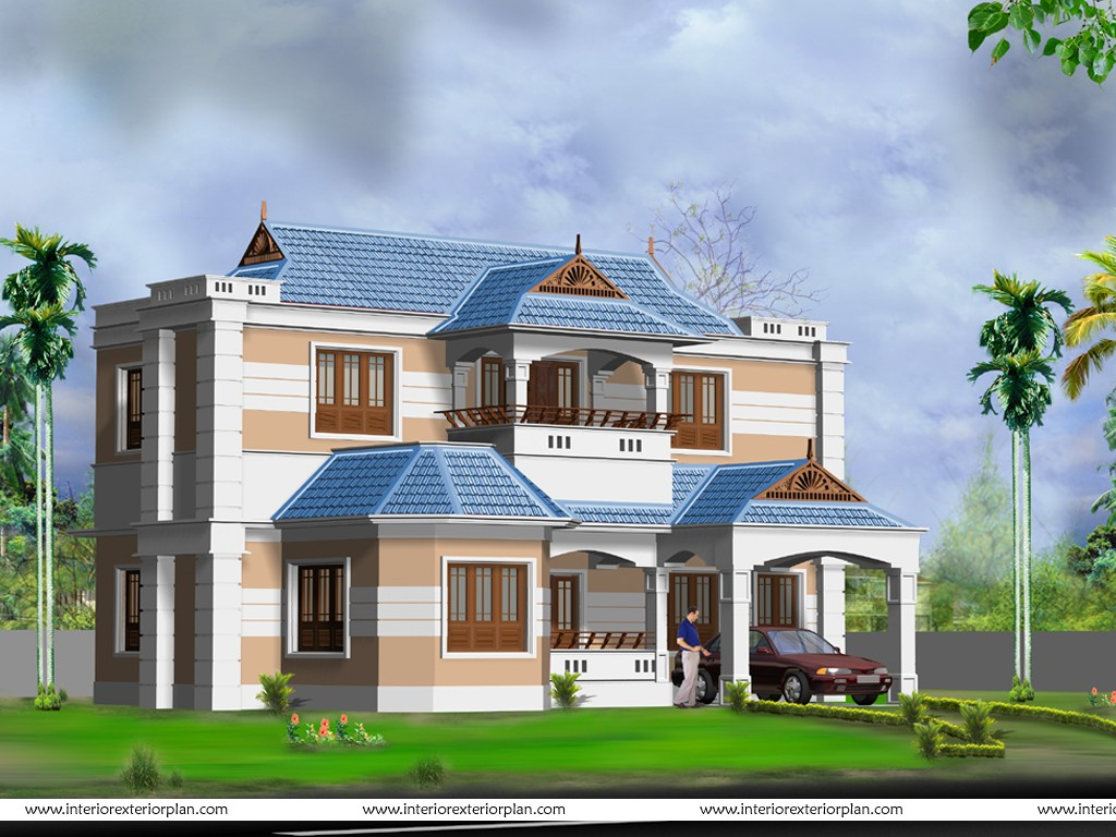 15 3d Building Design Images 3d House Plans Designs 3d Exterior House Designs And 3d House Floor Plans Newdesignfile Com