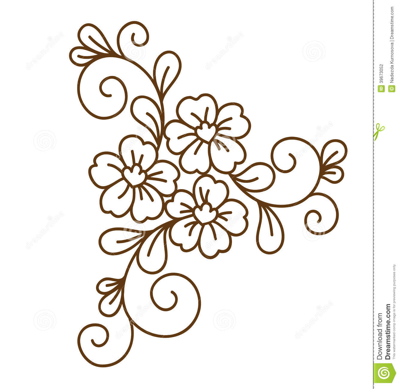 Abstract Element Vector