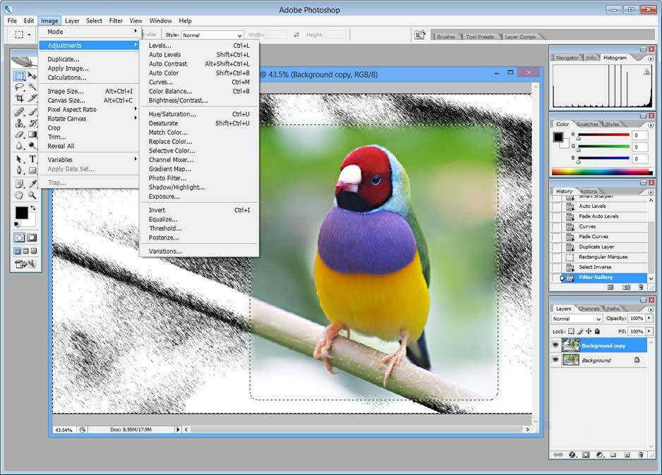 Adobe Photoshop 7.0 Free Download [ Full Version ]