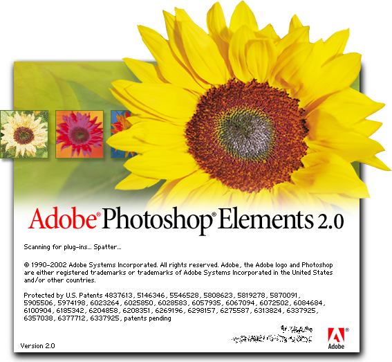 Adobe photoshop elements 2.0 free download for mac