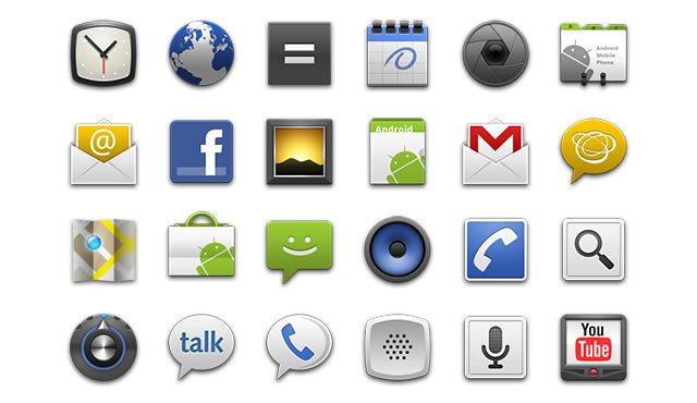 14 Motorola Android Icons Images