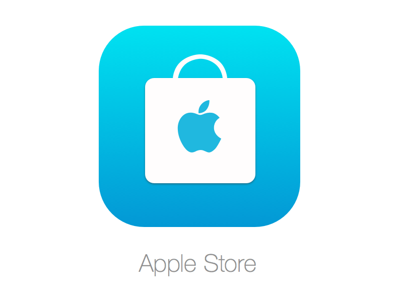 Apple iPhone App Store Icon Download