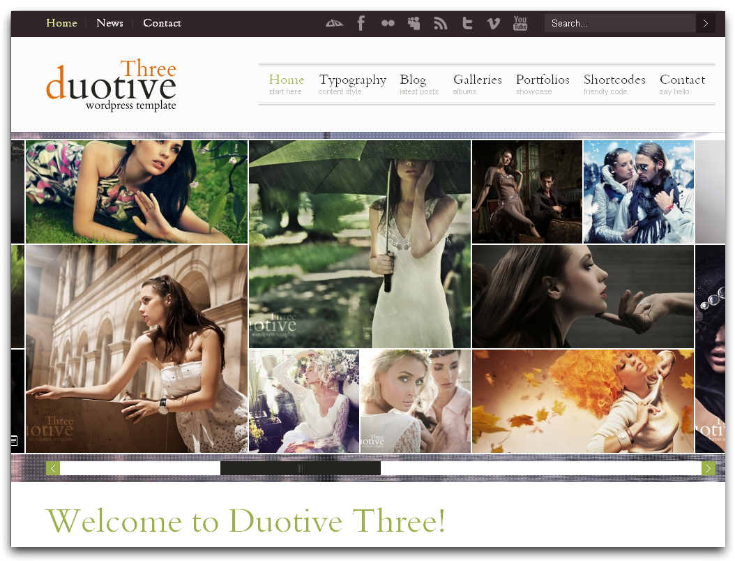 13 Creative Photography Websites Images - Photography Website Ideas ...