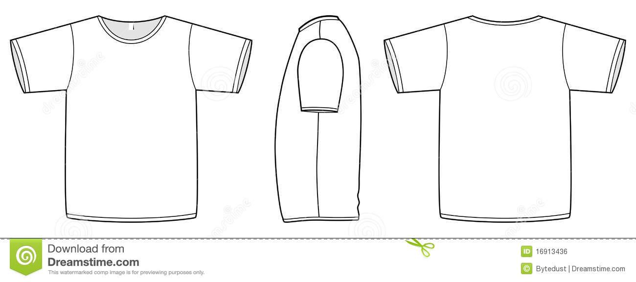 Atemberaubend T Shirt Vorlage Herunterladen Fotos ...