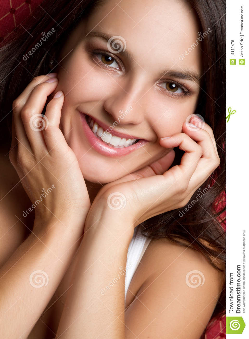 5 Woman Smiling Stock Photos Free Images
