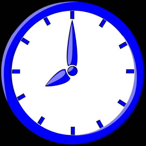Cartoon Clock Clip Art Free
