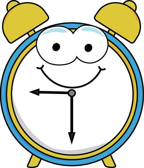 Clock Clip Art Free