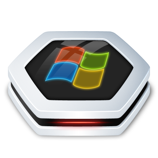 12 Windows 7 Drive Icons Images