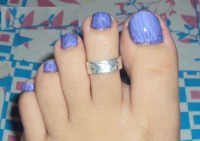 Easy Simple Toe Nail Designs