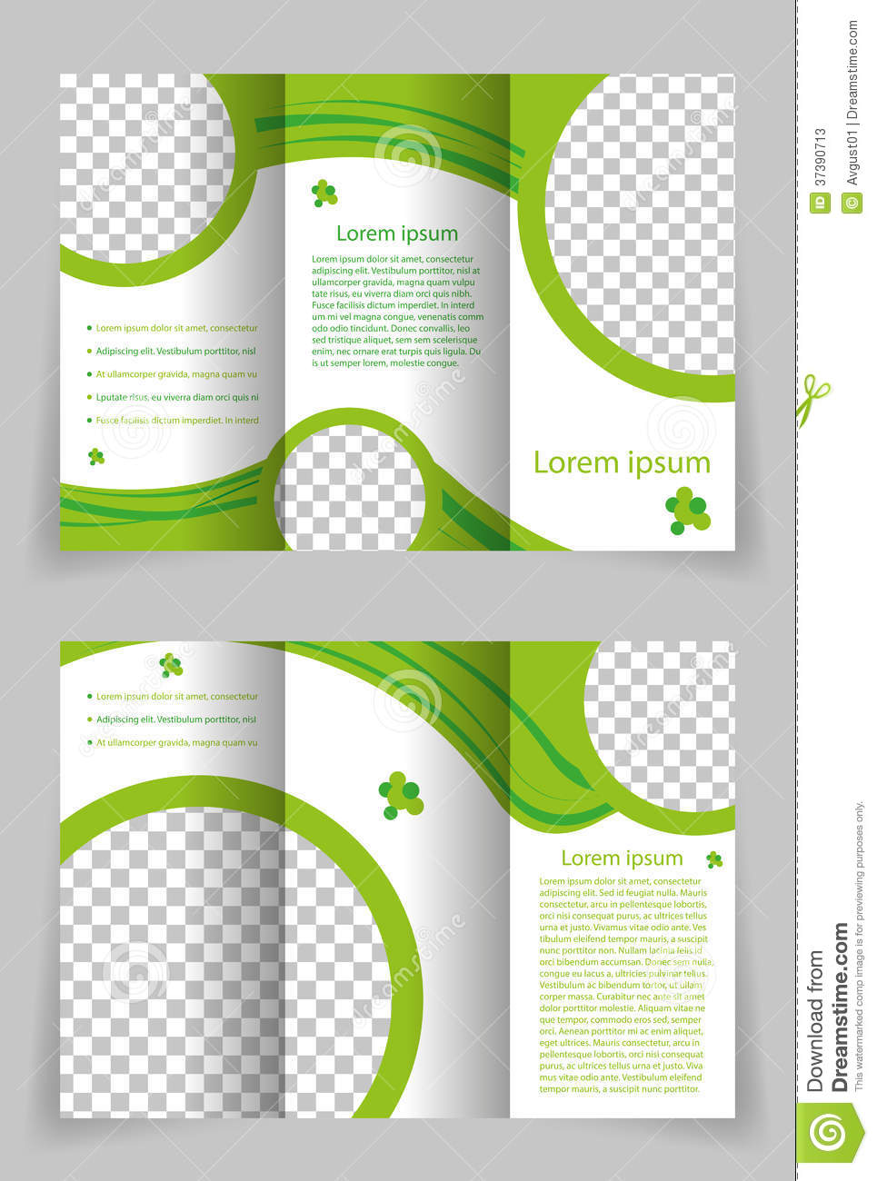 Element Brochure Template