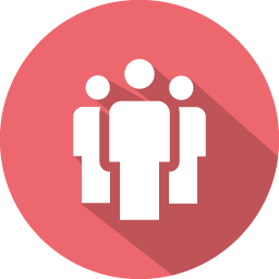 15 People Icon Flat Images