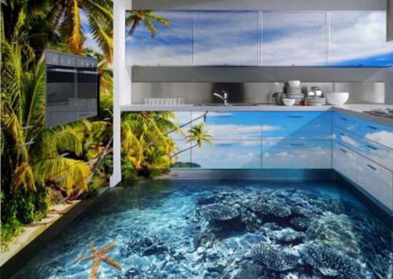 Flooring 3D Floor Designs