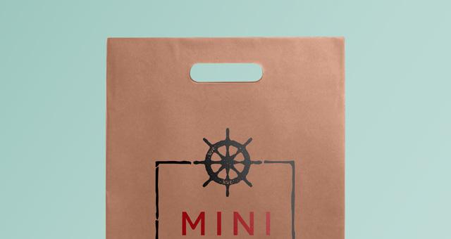 Free Paper Bag PSD Mockups
