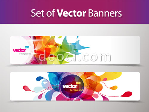 Free Photoshop Banner Templates
