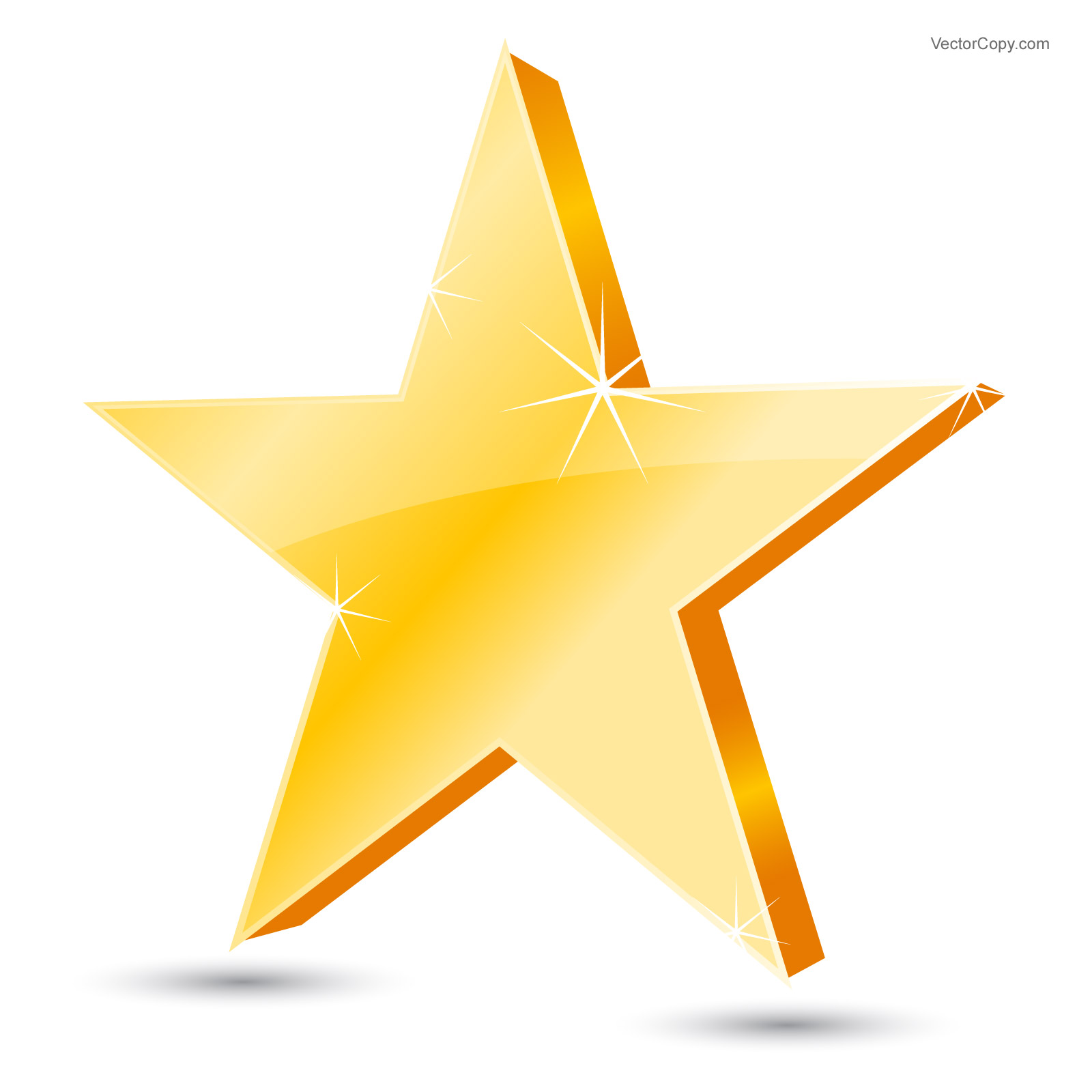 11 Gold Star Icon Images Gold Star Symbol Gold Star