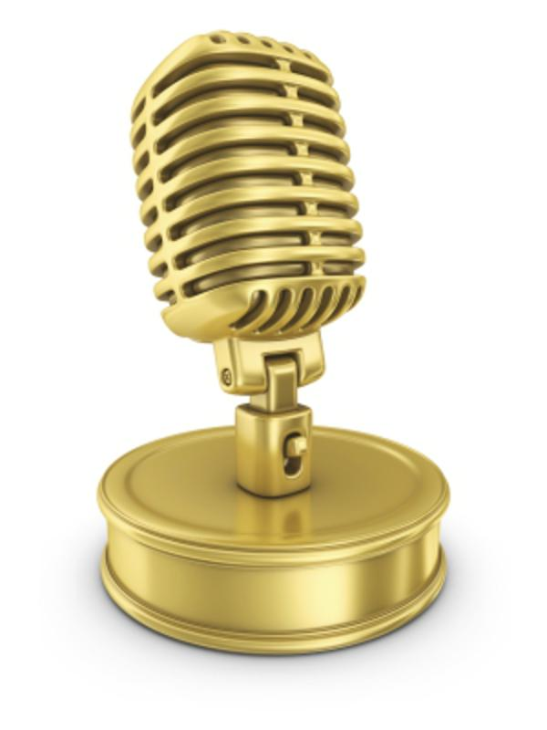 11 Gold Microphone PSD Images