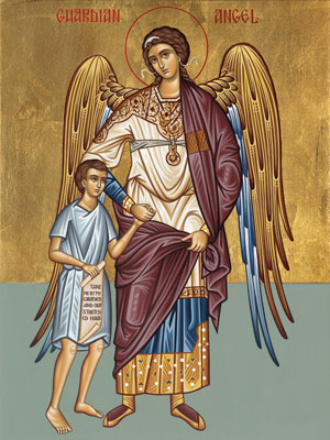 7 Russian Orthodox Icons Guardian Angel Images