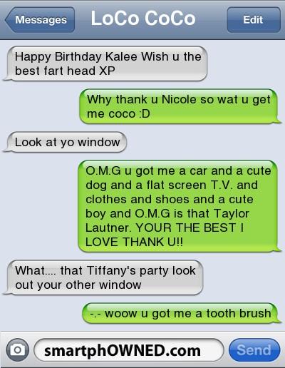 Cute happy birthday text messages to boyfriend