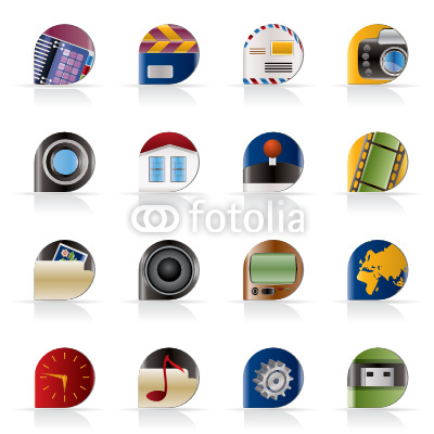 16 Internet Phone Icons Images