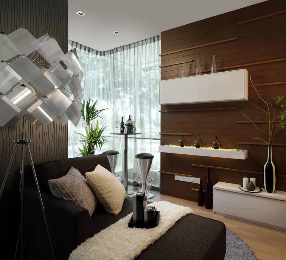 14 Modern Home Interior Design Architecture Images ...