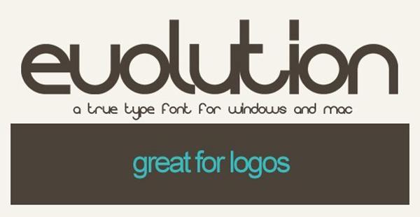 Modern Logo Fonts
